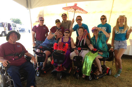 SeeThe Show offer sensible solutions to make your event, music festival and Concerts ADA accessible to all guests. SeeTheShow, Americans with Disabilities Act, ADA, Accessibility, Access, Music, Music Festival, Concert, Event Planning, Venue, Facility, Safety, Site Operations, Disability.