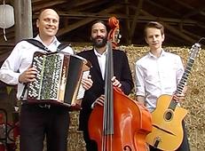 Akkordeonspieler Band Geburtstag Hochzeit Feier Weihnachtsfeier