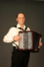 Akkordeon Spieler,Geburtstag, Hochzeit, Feier