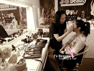 J's Beauty 新娘化妝及髮型班 (初及至中級)