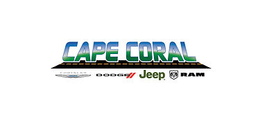 Cape Coral CHrysler, Dodge, Jeep, and Ram Logo