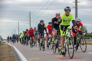 TDC bike race