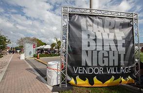 Vendor Village Banner