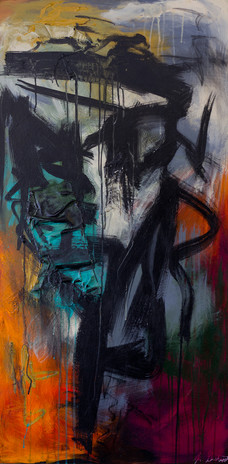 the dancers 24X48