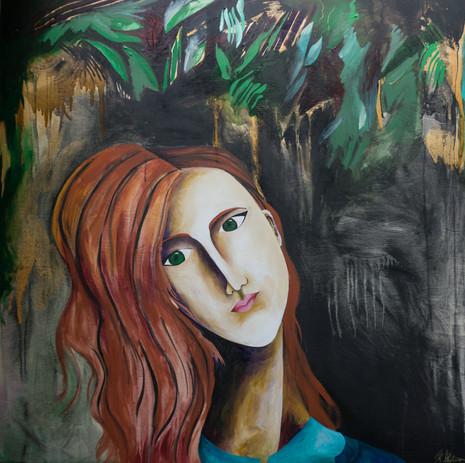 In The Jungle 48X48