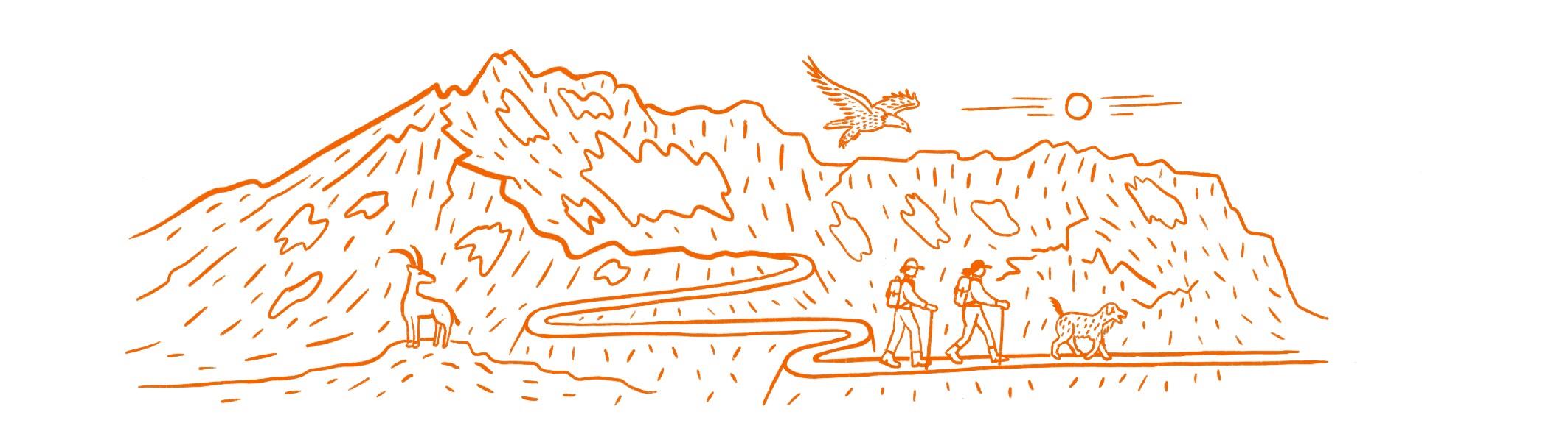 Bergwelten Hiking
