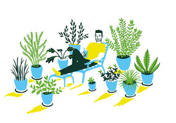 Balkony_Plants_Screenprint_DS