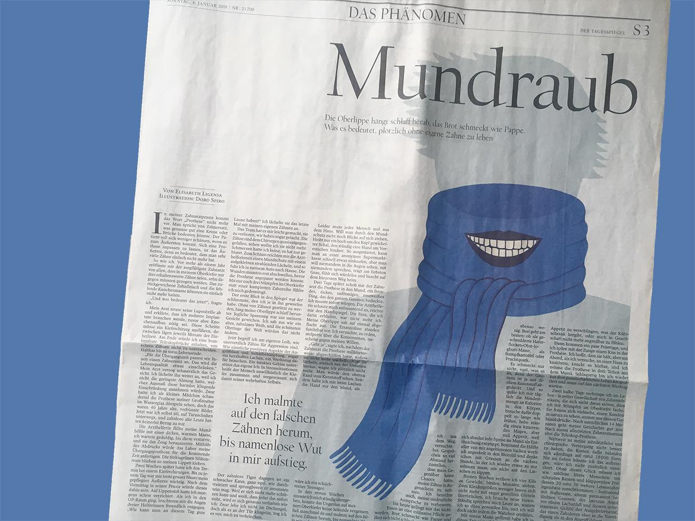 Tagesspiegel Illustration