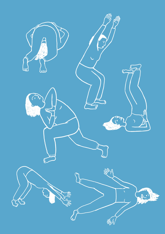 Vipasana Yoga Lesson