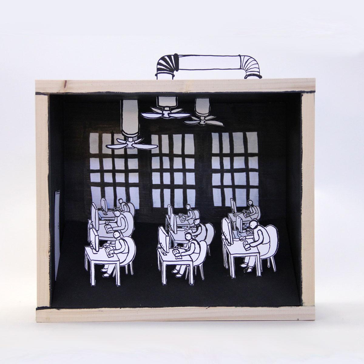 2016_Papercut_3D_Woodbox_Coworking_Doro_Spiro