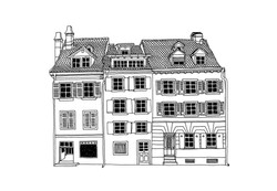 Basel St. Johanns Vorstadt