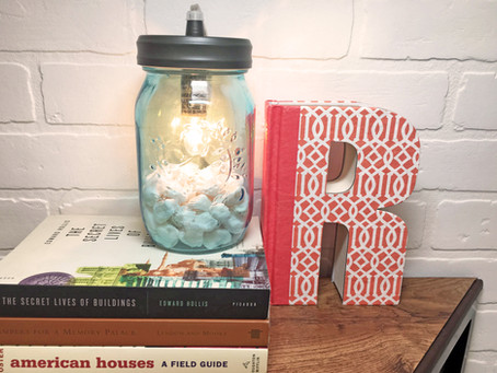 Mason Jar Lamp Kit