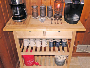 The Coffee Bar - $109