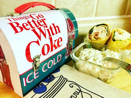 Vintage Coca-Cola Lunch Box