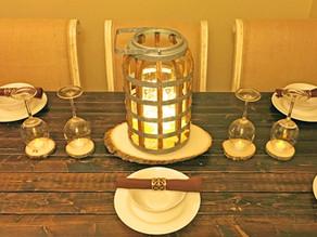 Rustic Lantern by Target