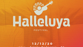 Cristo Redentor será palco do Festival Halleluya 2020