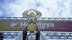 Festival Halleluya leva Shalom Amigo dos Pobres aos Arcos da Lapa