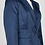Thumbnail: Evan Picone Notched Collar Long Sleeve One Button Gabardine Wool Pants Suit