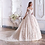 Thumbnail: Mignon Manley Bridal Gown With Long Train