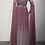 Thumbnail: Terani Couture Embroidered Top Extended Sleeves Dress