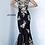 Thumbnail: JOVANI Off the Shoulder Embellished Evening Dress 00635