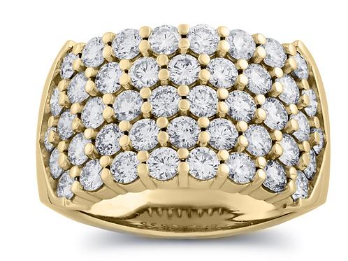 Mignon Manley 3 Carat Diamond Anniversary