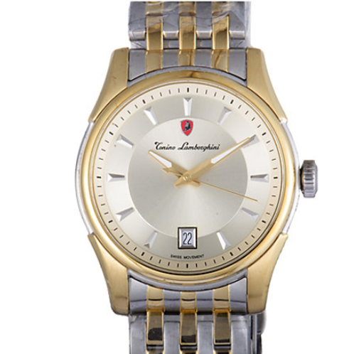 Tonino Lamborghini Men's Stainless Steel Watch