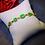 Thumbnail: 3.5ct Natural Emerald Diamond & Gold Bracelet