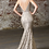 Thumbnail: Cinderella Divine Fitted Glitter Evening Gown