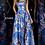 Thumbnail: Print Strapless Prom Jovani Ballgown 3771