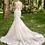 Thumbnail: Mignon Manley OJ1729 Sonal OJO Satin Tulle Strapless Lace Bridal Gown