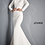 Thumbnail: JOVANI JB2508 Ivory Long Sleeve Open Back Bridal Dress