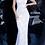 Thumbnail: Jovani 02169 Lace One Shoulder Evening Dress