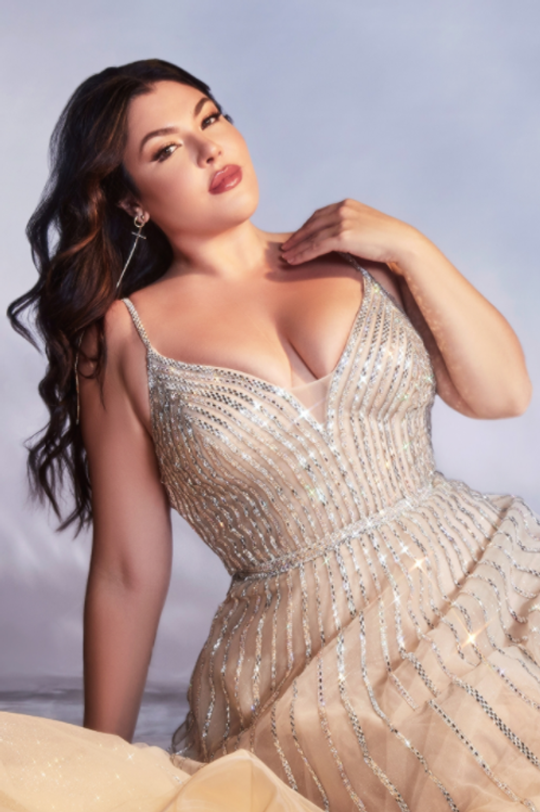 Cinderella Divine Embellished Ball Gown