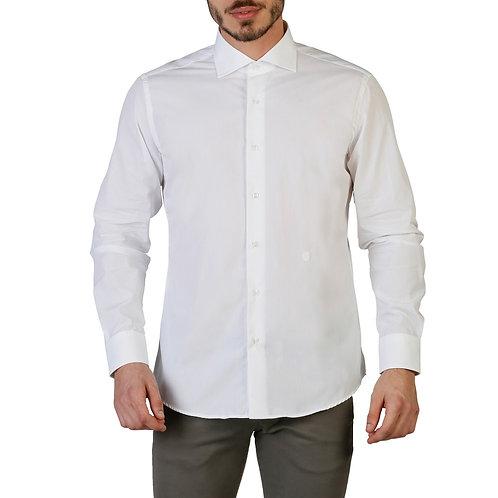 Men's Dress Shirt White Trussard