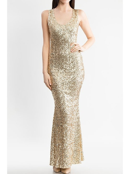 Prom/Evening Dress Sequins