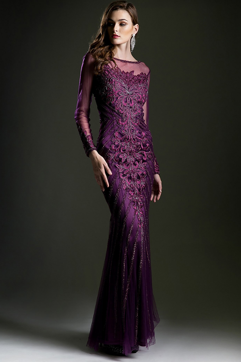 Classic and Stunning Evening Gown