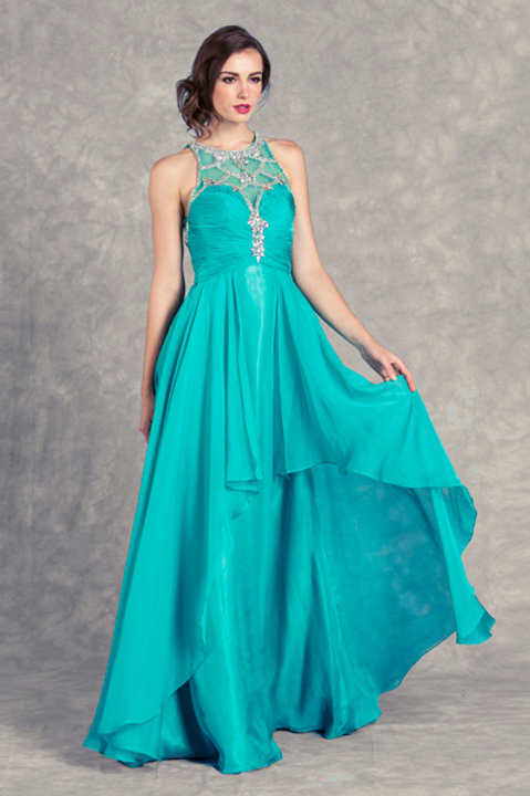 Stunning Long Prom Gown
