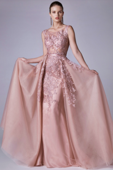 ANDREA AND LEO A0257 DRESS