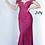 Thumbnail: JVN02434 Off the Shoulder Embellished Evening Dress
