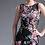 Thumbnail: Tafeta Jewel Neckline Dress