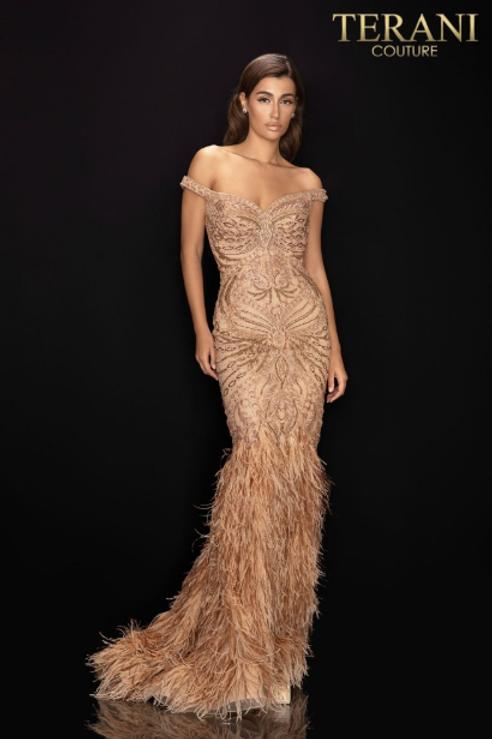 Terani Couture 2011GL2221 Dress