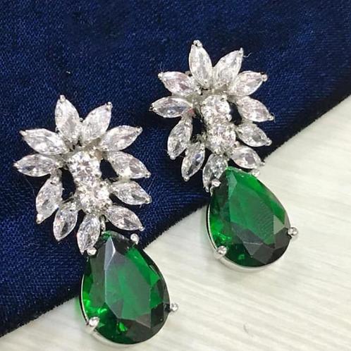 Simulated Diamond Earrings