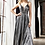 Thumbnail: A-Line Metallic Lame' Dress