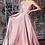 Thumbnail: Strapless Soft Satin Gown Sweetheart Neckline