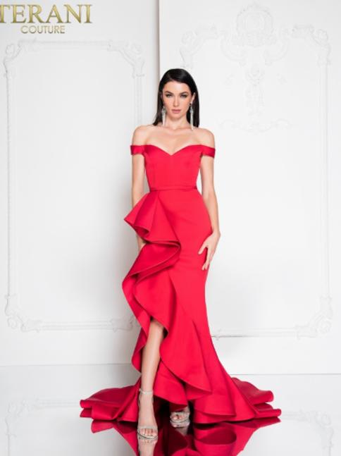 Terani Couture 1812E5384 Dress