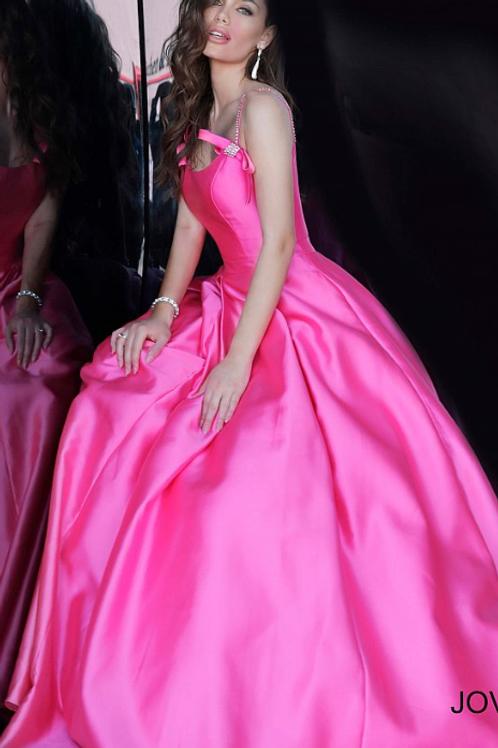 JOVANI Pink Prom Ballgown 00199