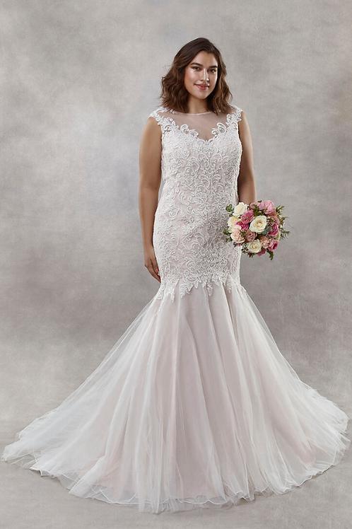Mignon Manley OV2010  ALIVIE OMÉLIE CURVY Bridal Gown