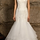 Thumbnail: Beaded Lace Tulle Ruffled Mermaid Bridal Gown