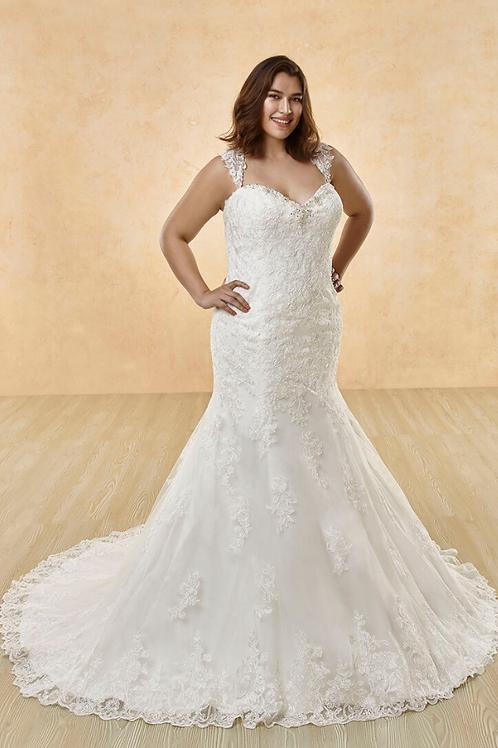 OV2007 Mignon Manley Bridal Gown PLUS SIZE